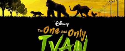 VIDEO: Watch the Trailer for THE ONE AND ONLY IVAN, Featuring the Voices of Phillipa Soo, Sam Rockwell, and More