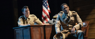 BWW TV: Watch Highlights from A SOLDIER'S PLAY on Broadway!