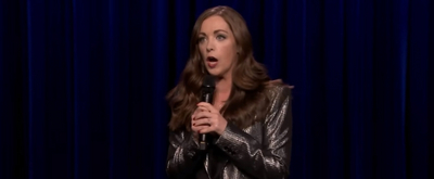 VIDEO: Watch Megan Gailey Perform Stand-up on THE TONIGHT SHOW WITH JIMMY FALLON