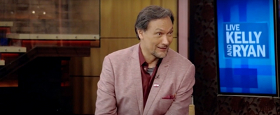 VIDEO: Jimmy Smits Talks IN THE HEIGHTS Opening at Tribeca Film Festival on LIVE WITH KELLY AND RYAN!