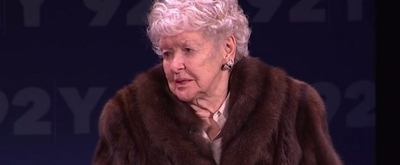 Video Flashback: Hilarious One-Liners From Elaine Stritch