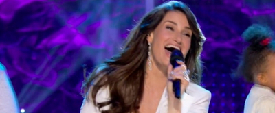 VIDEO: Get A Sneak Peek At Idina Menzel Hosting CBS's 'A Home for the Holidays'
