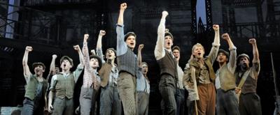 DVR Alert: Broadway's NEWSIES To Premiere On Freeform Tomorrow!