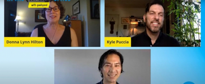 VIDEO: Kyle Puccia and Kalani Queypo Join Goodspeed's IN THE (HOME) OFFICE Series