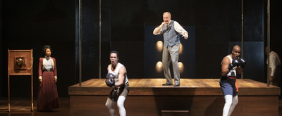 BWW Review: Arizona Theatre Company Presents THE ROYALE ~ Floats Like A Butterfly And Stings Like A Bee!