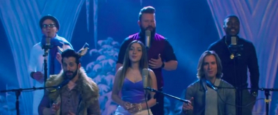 VIDEO: A Cappella Group VoicePlay, and Adriana Arellano, Perform a FROZEN 2 Medley