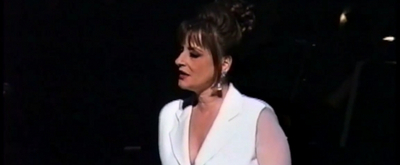 VIDEO: Patti Lupone Sings 'Bewitched, Bothered and Bewildered' From PAL JOEY in #EncoresArchives Video