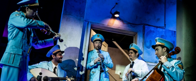 BWW Interview: Mike Cefalo of THE BAND'S VISIT at Peace Center
