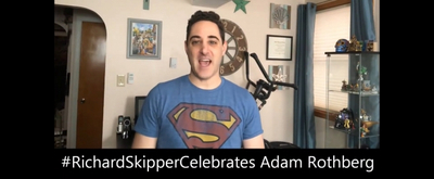 VIDEO: Adam Rothenberg Takes Part in Richard Skipper's #StayHome Campaign