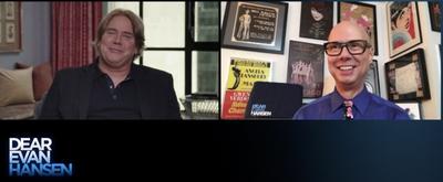 VIDEO: How Stephen Chbosky Adapted DEAR EVAN HANSEN for the Screen