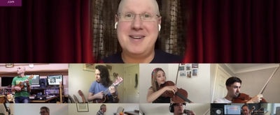 VIDEO: Matt Lucas Joins West End Stars For 'Thank You Baked Potato'