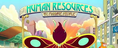 BIG MOUTH Creators Set New SeriesHUMAN RESOURCES