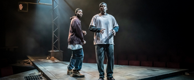 Review: PASS OVER, Kiln Theatre