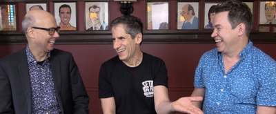 BWW TV: Seth Rudetsky and James Wesley Are Getting Ready for a Big Fat Broadway Vacation