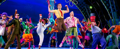Review: THE SPONGEBOB MUSICAL at Golden Gate Theatre
