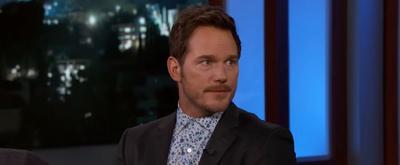VIDEO: Tom Holland Surprises Chris Pratt on JIMMY KIMMEL LIVE!