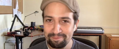 VIDEO: Lin-Manuel Miranda Embarks on a Virtual Tour of New York City Video