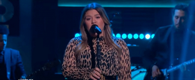 VIDEO: Kelly Clarkson Covers 'What A Girl Wants'