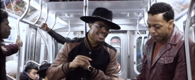 VIDEO: AIN'T TOO PROUD Celebrates the 55th Anniversary of 'My Girl' with Subway Performance