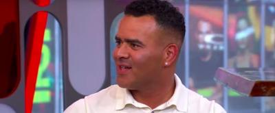 VIDEO: Christopher Jackson Talks Being Unable to Avoid HAMILTON