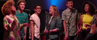 VIDEO: Watch the Cast of HIGH SCHOOL MUSICAL: THE MUSICAL: THE SERIES Sing 'Born to be Brave'