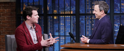 VIDEO: Jonathan Groff Talks FROZEN 2 & LITTLE SHOP OF HORRORS on LATE NIGHT WITH SETH MEYERS