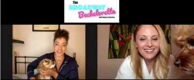 VIDEO: Lilli Cooper Joins Hayley Podschun for Season 2 Premiere of THE BROADWAY BACHELORETTE