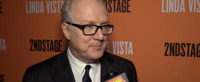 BWW TV: Tracy Letts & Company Celebrate Opening Night of LINDA VISTA on Broadway!