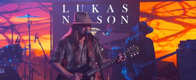 VIDEO: Watch Lukas Nelson & Promise of the Real Perform 'Turn Off The News (Build a Garden)' on JIMMY KIMMEL LIVE!