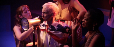 BWW Review: DIONYSUS IN AMERICA Rages Against the War Machine at the Vortex Theatre