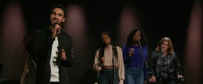 VIDEO: Austin Scott Sings 'Slow Train Coming' from Broadway-Bound GIRL FROM THE NORTH COUNTRY