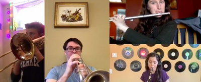 VIDEO: Berklee Students Record 'What the World Needs Now' as a Virtual Orchestra