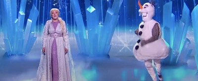 VIDEO: BRITAIN'S GOT TALENT Contestants Perform 'Into the Unknown' as Elsa and Olaf Video