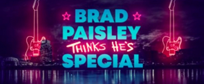 ABC to Premiere Primetime Special BRAD PAISLEY THINKS HE'S SPECIAL