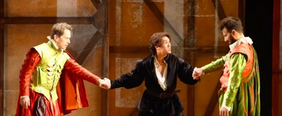 VIDEO: First Look at ROSENCRANTZ AND GUILDENSTERN ARE DEAD at Huntington Theatre Company