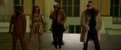 VIDEO: Black Eyed Peas Perform 'Mamacita' on THE LATE LATE SHOW