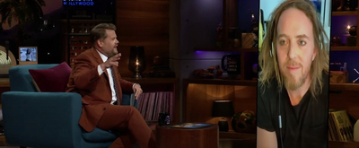 VIDEO: Tim Minchin Chats About UPRIGHT on THE LATE LATE SHOW Video