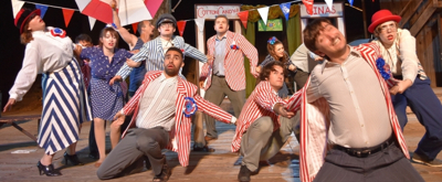 Photo Flash: Thornton Wilder's THE SKIN OF OUR TEETH Opens Tomorrow At Theatricum