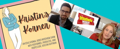 BWW Exclusive: Kristin's Korner with Special Guest Joel Dommel