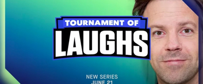 Jason Sudeikis Hosts New Comedy Competition TOURNAMENT OF LAUGHS on TBS