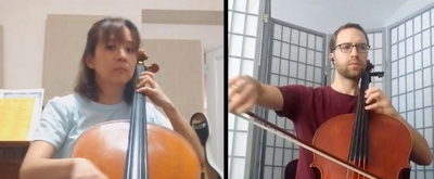VIDEO: New York Philharmonic Cellists Perform Together From Home