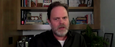 VIDEO: Rainn Wilson Imagines Dwight in a Pandemic on THE LATE LATE SHOW