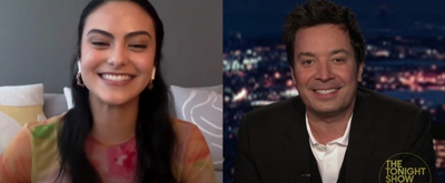 VIDEO: Camila Mendes Talks About the End of RIVERDALE on THE TONIGHT SHOW
