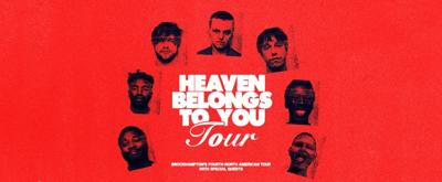 Brockhampton Announces North American Tour 'Heaven Belongs To You'