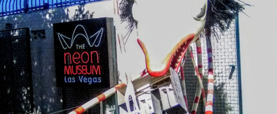 BWW Feature: LOST VEGAS: TIM BURTON At The Neon Museum Las Vegas