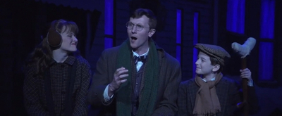 VIDEO: First Look At 'Carry On' From A CONNECTICUT CHRISTMAS CAROL At Goodspeed Musicals