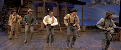 VIDEO: DCPA Flashes Back to 'The Ragtime' from OKLAHOMA!
