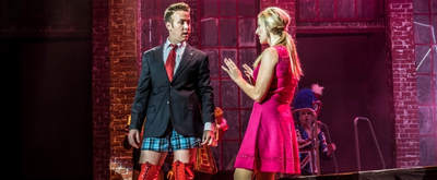The High-Heeled Hit KINKY BOOTS Struts Onto The Broadway Palm Stage
