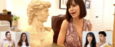 VIDEO: Watch Susan Egan Sing 'I Won't Say (I'm In Love)' from Home!