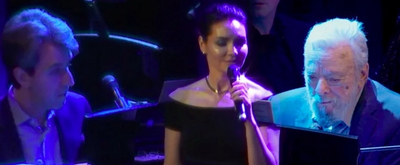 VIDEO: Stephen Sondheim, Katrina Lenk, and Jason Robert Brown Perform 'Not While I'm Around'